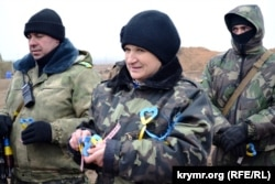 Військових привітали з нагоди Дня збройних сил України