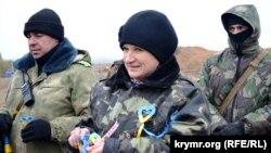 Военных поздравили по случаю Дня вооруженных сил Украины