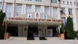 Destinul Universității de stat din Tiraspol...