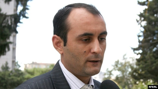 Journalist Fikret Faramazoglu and four activists were arrested on May 22.