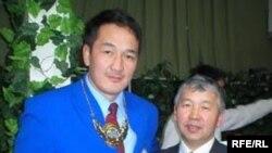 Раатбек Санатбаев жана Кабыл Макеш
