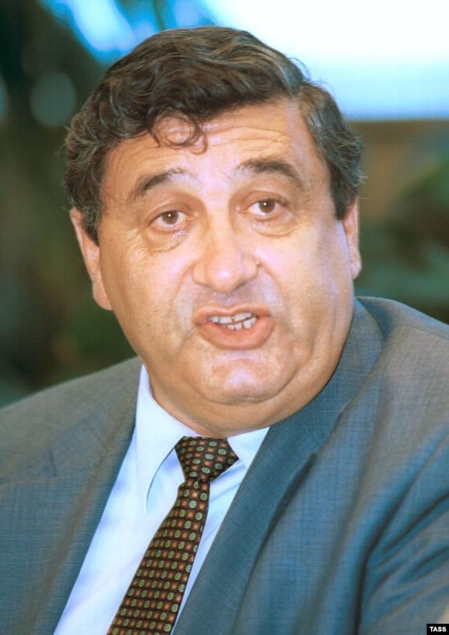 Валерий Рудаков, 2001 год. С декабря 1999 по июнь 2002 Рудаков был заместителем министра финансов России Алексея Кудрина и директором ГОХРАНа при Министерстве финансов