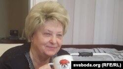 Вольга Завадзкая, архіўнае фота
