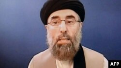 Gulbuddin Hekmatyar in a screen grab from a 2007 video