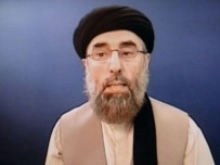 Gulbuddin Hekmatyar in a video grab from a DVD delivered to AFP in May 2007 (AFP)