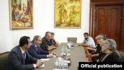 Լուսանկարը՝ Հայաստանի վարչապետի պաշտոնական կայքէջից