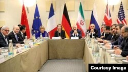 Засідання міністрів закордонних справ щодо Ірану, Лозанна, 30 березня 2015 року
