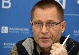 Сергей Дуванов, руководитель информационного центра Казахстанского бюро по правам человека.