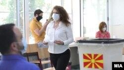 Предвремени парламентарни избори 2020 - Гласање по здравствен протокол поради Ковид-19