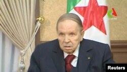 Экс-президент Алжира Абдельазиз Бутефлика