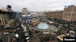 Piața Independenți de la Kiev, 23 februarie 2014