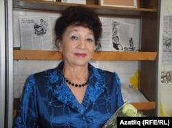 Халисә Мөдәрисова