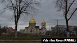 Церковь, город Резина