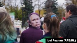 Казань: митинг против мусоросжигательного завода