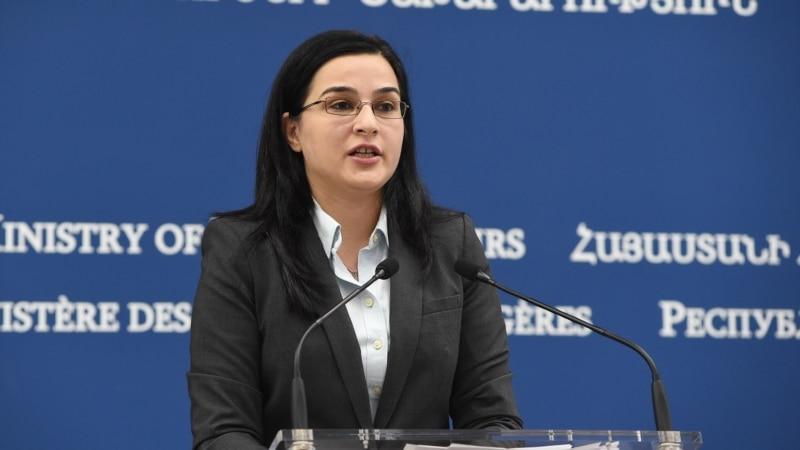 Армения не ограничивает свободное передвижение своих граждан - ответ МИД Армении на заявление посольства Украины