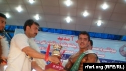 Peshawar body building competition