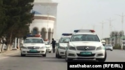 Полицейский рейд, Ашхабад, 6 мая, 2019