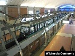 Paris metrosu, Chatelet stansiyası