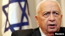 Прем'єр-міністр Ізраїлю Аріель Шарон, 2005 рік (архівне фото)