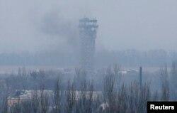 Диспетчерська вежа у листопаді 2014 року