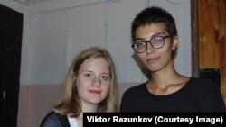 Екатерина Ненашева и Анна Боклер