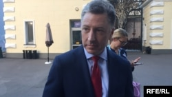 U.S. envoy Kurt Volker attended the annual Yalta European Strategy conference in Kyiv on September 16.