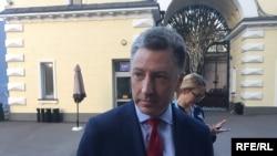 Спеціальний представник Державного департаменту США з питань України Курт Волкер, Київ, 16 вересня 2017 року