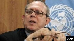 Специјалниот известувач на Обединатите Нации Франк Ла Руе