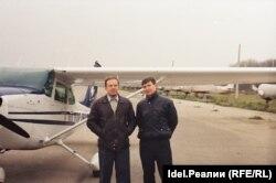 Сергеев и Эдуард Лосеев, благодаря безвомездной помощи которого ситуацию с пожарами удавалось держать под контролем