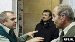 Sergiu Nazaria, Igor Clipii, Valentin Krilov