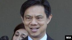 Заменик помошникот државен секретар на САД Брајан Хојт Ји