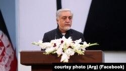 عبدالله عبدالله رئیس جرگه مشورتی صلح