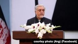 عبدالله عبدالله، رئیس شورای عالی مصالحه ملی افغانستان