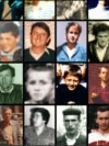 The Faces of Srebrenica so far has 4,000 photos of the men and boys killed in the genocide. (Screen grab)
