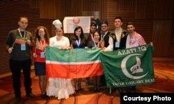 Истанбул җыенында катнашкан Татарстан делегациясе