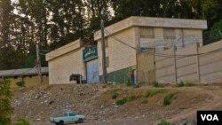 یکی از ورودیهای زندان اوین
