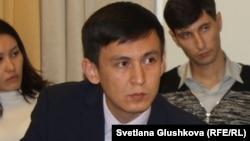 Джохар Утебеков.