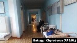 Бишкектеги жугуштуу оорулардын клиникасы