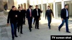 Вице-премьер Кахи Каладзе сегодня направился в Ахалцихе, чтобы на месте разобраться в происходящем