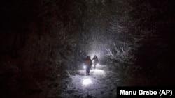 Dimri i migrantëve në Bosnje
