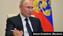 Ruski predsenik Vladimir Putin