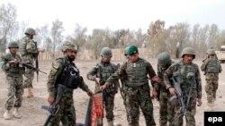 Авганистански војници