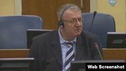 Ultranationalist Serb leader Vojislav Seselj on trial in The Hague in February