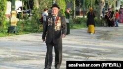 День Победы в Туркменистане (архивное фото)