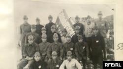 Японские военнопленные. Российский государственный военный архив