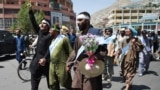 Following a sit-in, a group of men decided to march for peace from Helmand to the capital, Kabul, walking more than 800 kilometers and crossingseveral provinces to protest war and violence.