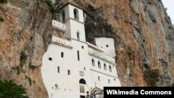 Manastir Ostrog kod Nikšića, Crna Gora