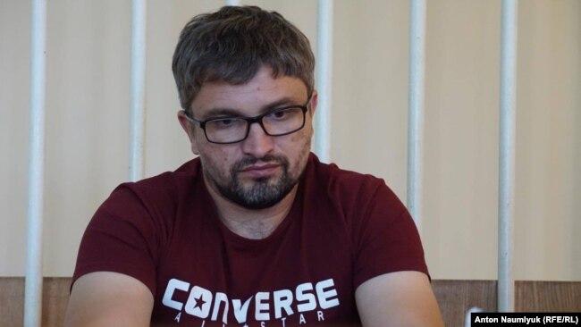 Симферополь  суд продлил арест блогеру Мемедеминову 7be9ecf80d410