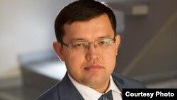 Экономист Олжас Құдайбергенов.