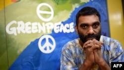 Южноафриканец Куми Найду возглавляет Greenpeace с ноября 2009 года